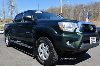 2014 Toyota Tacoma 4WD Double Cab V6 AT Waterbury, Connecticut 8
