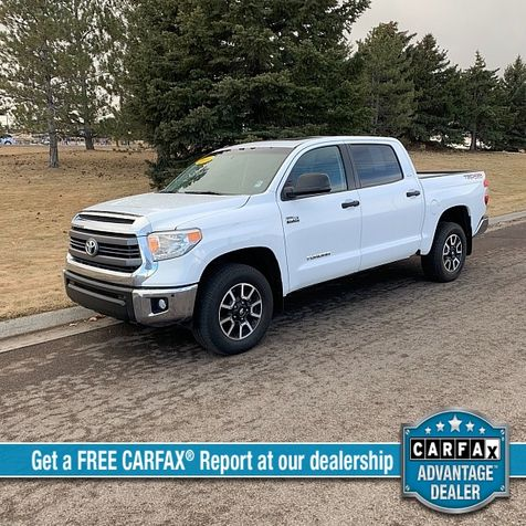 2014 Toyota Tundra 4WD CrewMax SR5 5.7L in Great Falls, MT
