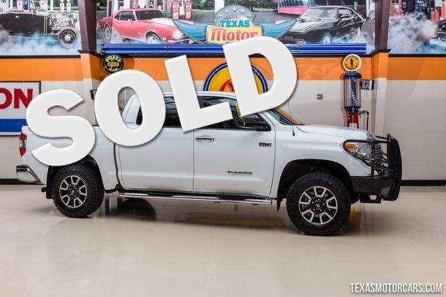 2014 Toyota Tundra LTD 4X4
