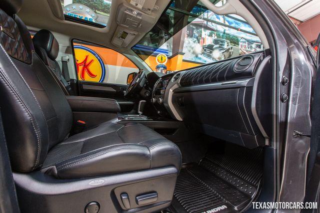 2014 Toyota Tundra Platinum 4X4 in Addison, Texas 75001