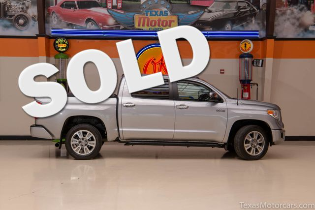 2014 Toyota Tundra Platinum in Addison, Texas 75001