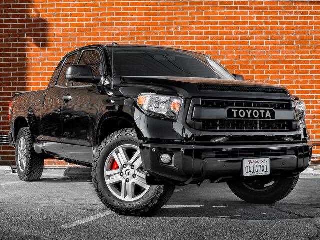 2014 Toyota Tundra SR5 TRD SUPERCHARGED Burbank, CA 0