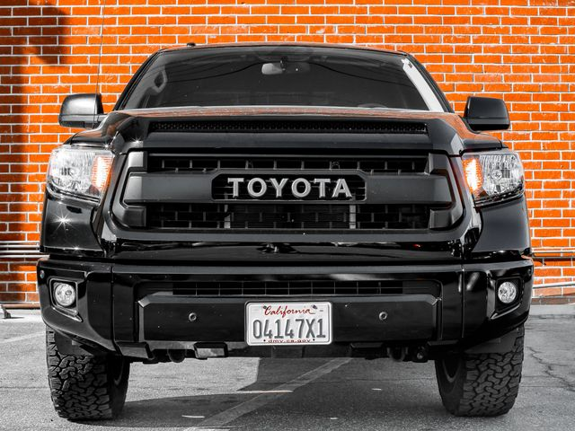 2014 Toyota Tundra SR5 TRD SUPERCHARGED Burbank, CA 3
