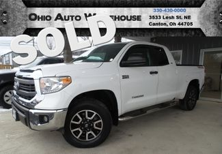 2014 Toyota Tundra SR5 TRD Off Road 24KMiles Double Cab We Finance | Canton, Ohio | Ohio Auto Warehouse LLC in Canton Ohio