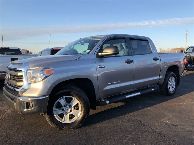2014 Toyota Tundra SR5 CrewMax 4x4 SR5 18K LOW MILES We Finance | Canton, Ohio | Ohio Auto Warehouse LLC in Canton Ohio