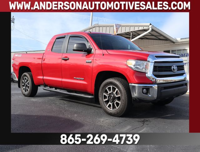 2014 Toyota TUNDRA DOUBLE CAB SR5 TRD in Clinton, TN 37716