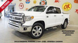 2014 Toyota Tundra CrewMax 1794 Edition 4X4 ROOF,NAV,BLIS,HTD/COOL LTH,54K! in Carrollton TX, 75006