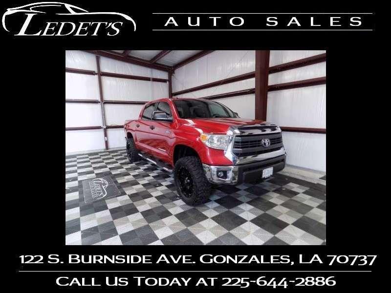2014 Toyota Tundra SR5 - Ledet's Auto Sales Gonzales_state_zip in Gonzales Louisiana
