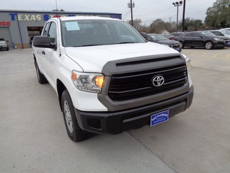 2014 Toyota TUNDRA DOUBLE CAB SR/SR5 in Houston
