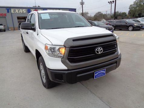 2014 Toyota TUNDRA DOUBLE CAB SR/SR5 in Houston