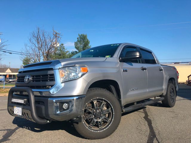 2014 Toyota Tundra TSS OFF ROAD / LEATHER / NAVI