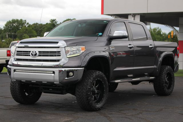 2014 Toyota Tundra 1794 CrewMax 4x4 - LIFTED - EXTRA$ - BLIND SPOT! Mooresville , NC 23