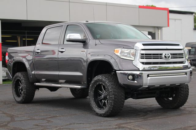 2014 Toyota Tundra 1794 CrewMax 4x4 - LIFTED - EXTRA$ - BLIND SPOT! Mooresville , NC 22