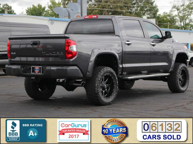 2014 Toyota Tundra 1794 CrewMax 4x4 - LIFTED - EXTRA$ - BLIND SPOT! Mooresville , NC 2