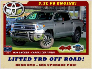 2014 Toyota Tundra SR5 Upgrade CrewMax 4x4 TRD OFF ROAD - LIFTED! Mooresville , NC