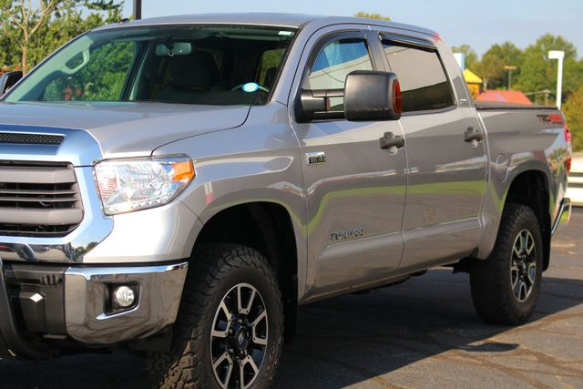 2014 Toyota Tundra SR5 Upgrade CrewMax 4x4 TRD OFF ROAD - LIFTED! Mooresville , NC 27