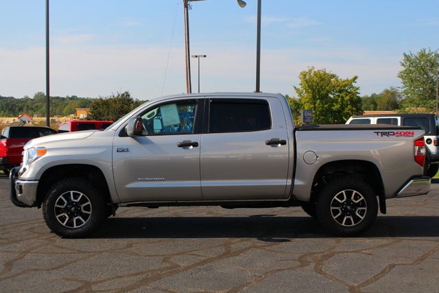 2014 Toyota Tundra SR5 Upgrade CrewMax 4x4 TRD OFF ROAD - LIFTED! Mooresville , NC 15
