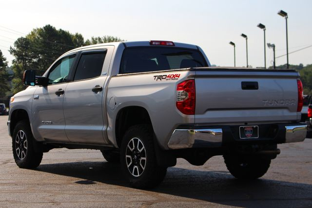 2014 Toyota Tundra SR5 Upgrade CrewMax 4x4 TRD OFF ROAD - LIFTED! Mooresville , NC 25