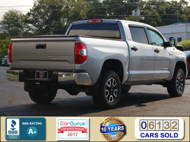 2014 Toyota Tundra SR5 Upgrade CrewMax 4x4 TRD OFF ROAD - LIFTED! Mooresville , NC 2