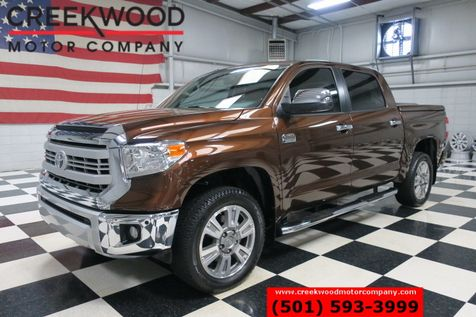 2014 Toyota Tundra 1794 Platinum 4x4 Crew Max Nav Sunroof 20s CLEAN in Searcy, AR