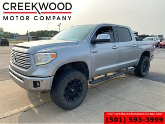 2014 Toyota Tundra Platinum 4x4 Crew Max 5.7L Lifted New Tires 20s in Searcy, AR 72143