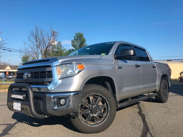 2014 Toyota Tundra TSS OFF ROAD / LEATHER / NAVI