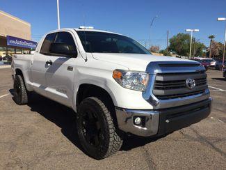 2014 Toyota Tundra TRD OFF ROAD 3 MONTH/3,000 MILE NATIONAL POWERTRAIN WARRANTY Mesa, Arizona 6