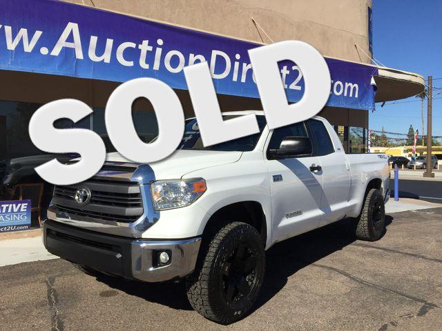 2014 Toyota Tundra TRD OFF ROAD 3 MONTH/3,000 MILE NATIONAL POWERTRAIN WARRANTY Mesa, Arizona
