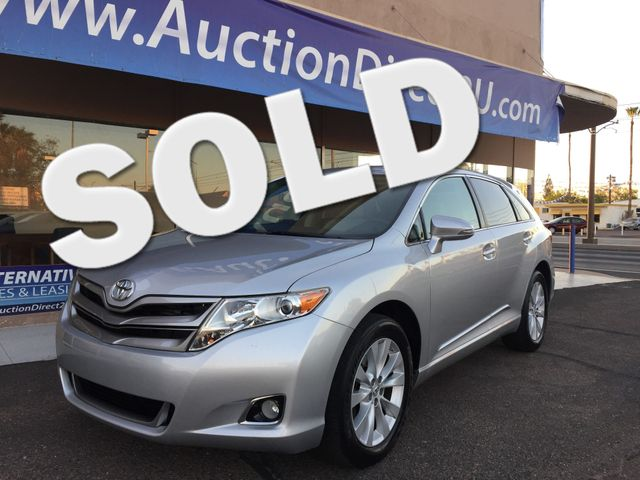 2014 Toyota Venza LE 3 MONTH/3,000 MILE NATIONAL POWERTRAIN WARRANTY Mesa, Arizona