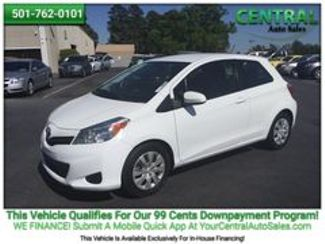 2014 Toyota YARIS  | Hot Springs, AR | Central Auto Sales in Hot Springs AR