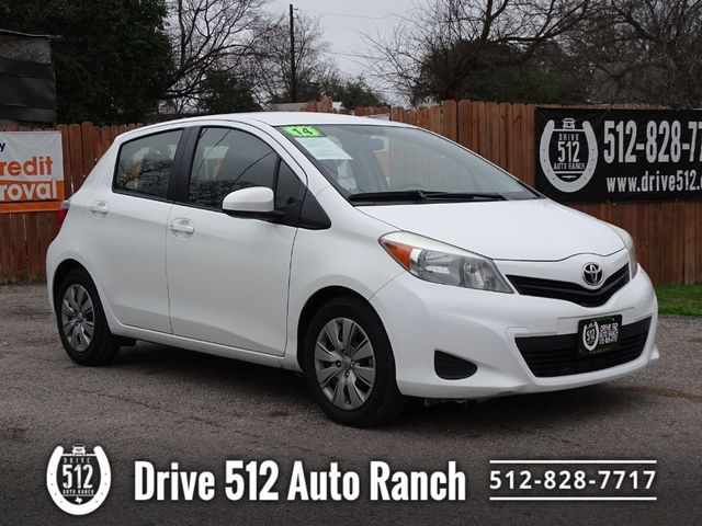 2014 Toyota YARIS LE Sedan Hatchback GAS SAVER