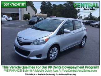 2014 Toyota YARIS/PW    Hot Springs, AR   Central Auto Sales in Hot Springs AR