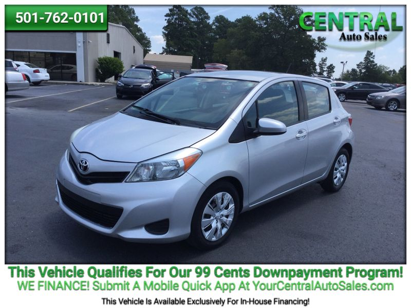 2014 Toyota YARIS/PW  | Hot Springs, AR | Central Auto Sales in Hot Springs AR