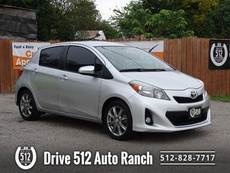 2014 Toyota YARIS SE NICE GAS SAVER! in Austin, TX