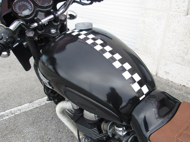 2014 Triumph Bonneville T100 in Dania Beach Florida, 33004