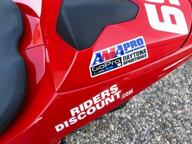2014 Triumph Daytona 675R ESLICK EDITION in McKinney, TX 75070