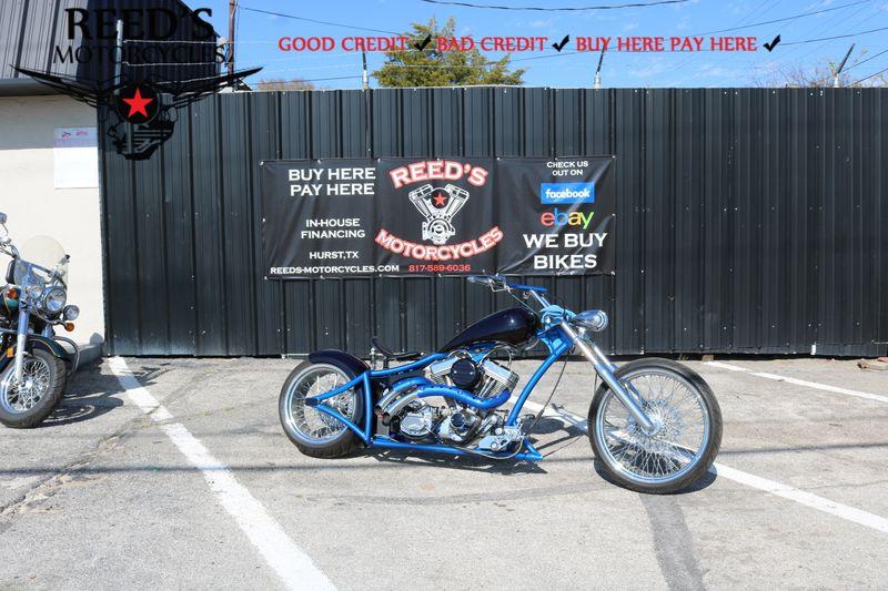2014 Ultima CUSTOM CHOPPER   Hurst, Texas   Reed's Motorcycles in Hurst Texas