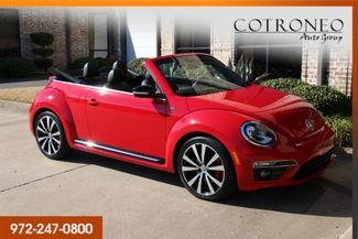 2014 Volkswagen Beetle Convertible 2.0T R-Line w/Sound/Nav in Addison TX, 75001