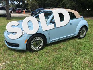 2014 Volkswagen Beetle Convertible 1.8T Amelia Island, FL