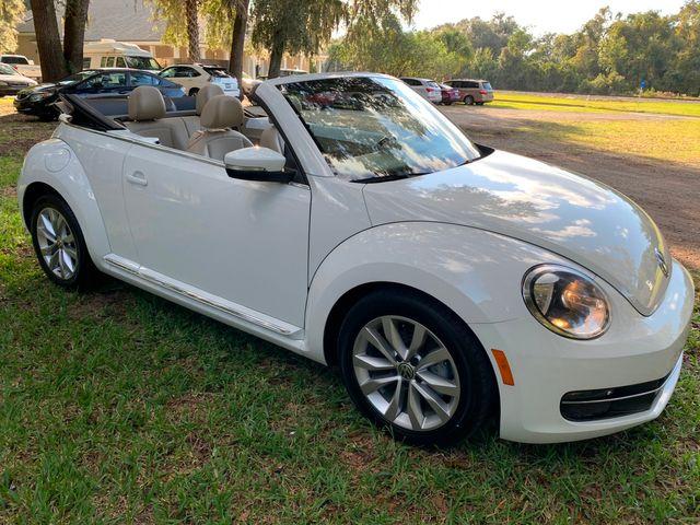2014 Volkswagen Beetle Convertible 2.0L TDI w/Sound/Nav in Amelia Island, FL 32034