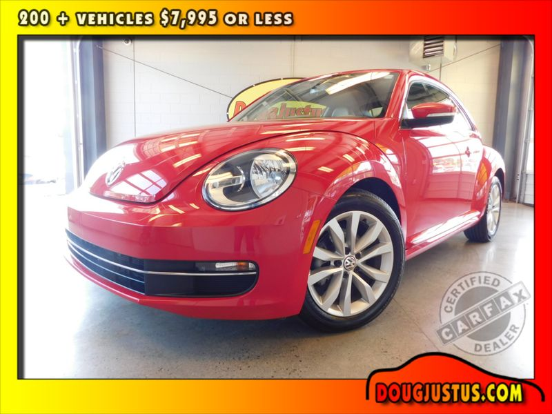 2014 Volkswagen Beetle Coupe 20L TDI  city TN  Doug Justus Auto Center Inc  in Airport Motor Mile ( Metro Knoxville ), TN
