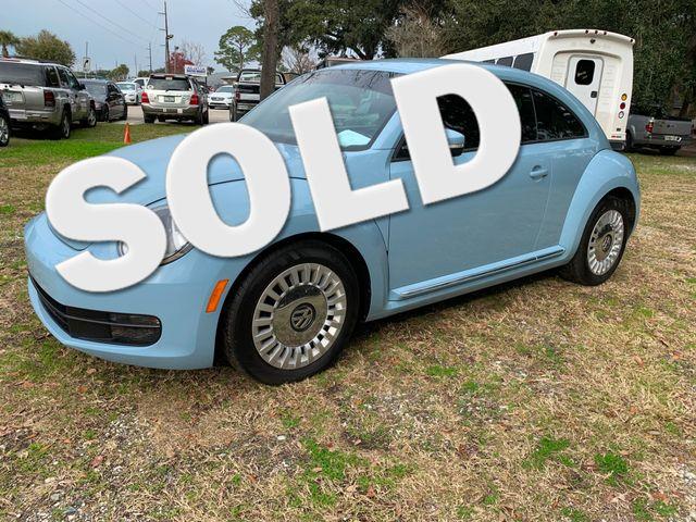 2014 Volkswagen Beetle Coupe 2.5L Amelia Island, FL