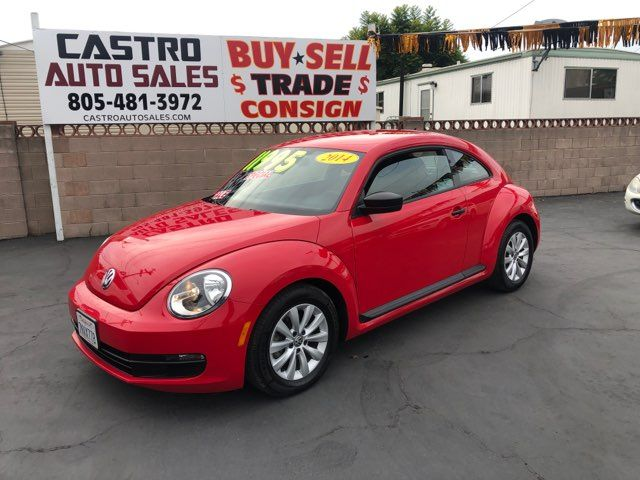 2014 Volkswagen Beetle Coupe 2.5L Entry in Arroyo Grande, CA 93420