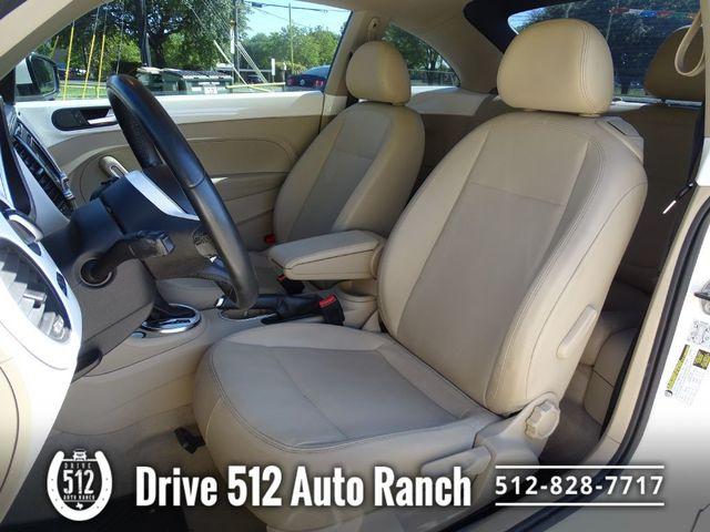 2014 Volkswagen Beetle Coupe 2.5L w/Sun in Austin, TX 78745