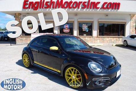 2014 Volkswagen Beetle Coupe 2.0T Turbo R-Line w/Sun/Sound/Nav in Brownsville, TX