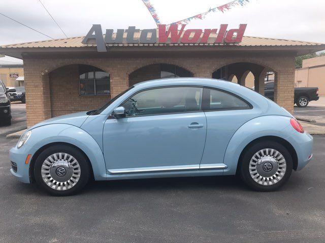 2014 Volkswagen Beetle Coupe 2.5L