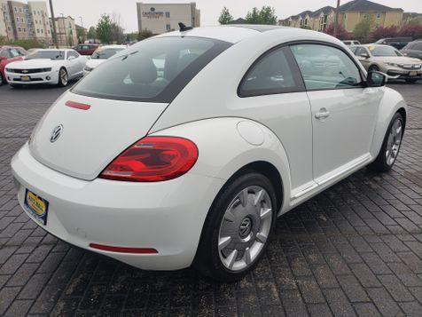 2014 Volkswagen Beetle Coupe 1.8T w/Sun/Sound/Nav | Champaign, Illinois | The Auto Mall of Champaign in Champaign, Illinois