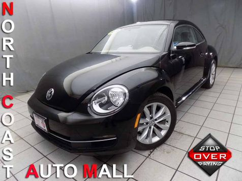 2014 Volkswagen Beetle Coupe 2.0L TDI w/Sun/Sound/Nav in Cleveland, Ohio