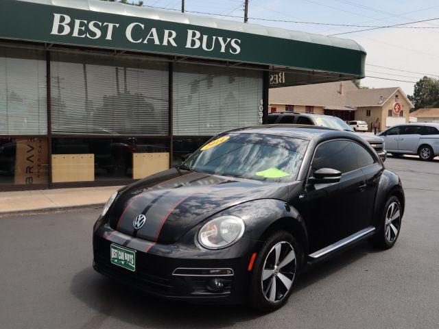 2014 Volkswagen Beetle Coupe 2.0T Turbo R-Line