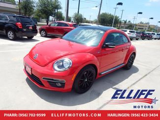 2014 Volkswagen Beetle Coupe 2.0T Turbo R-Line w/Sun/Sound in Harlingen, TX 78550